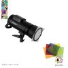 HD-610 Pro TTL Battery Monolight Kit