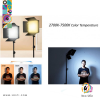 JINBEI EFP-50 Bi-color LED Video Light
