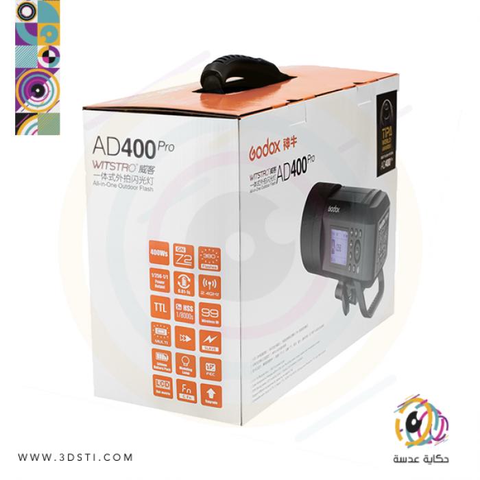 Spark III-400 Digital Studio Flash